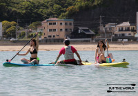 SUP THE WORLD VOL.4 クルージング 横